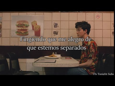 Laughing on the Outside - Bernadette Carrol; Español | James & Alyssa | The end of the f***ing world