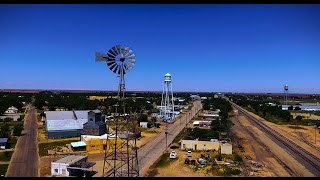 Littlefield (TX) United States  city photo : Littlefield Texas Drone Video (DJI PHANTOM 4)