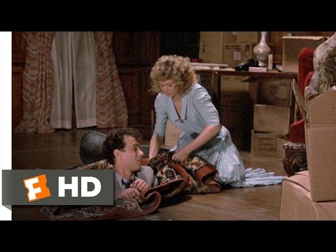 The Money Pit (6/9) Movie CLIP - I'm Right Here! (1986) HD