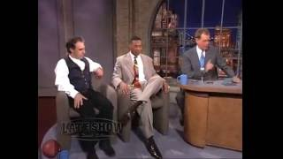 Jay Thomas on The Late Show with David Letterman #6 - January 30, 1996