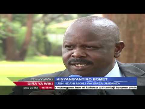 Kinyanganyiro Bomet: Ushindani mkali wa siasa waanza