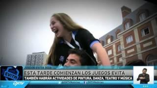 Juegos Nacionales Evita 2015: Comienzan las finales