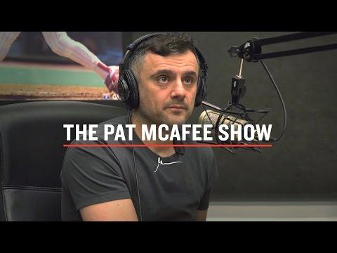 THE PAT MCAFEE SHOW GARY VAYNERCHUK INTERVIEW | NYC 2017