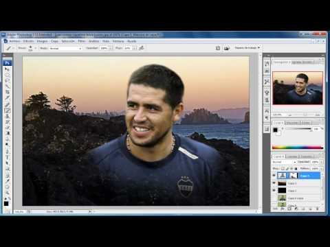 Recorte Perfecto de imagenes  [HD] - Adobe Photoshop Cs3