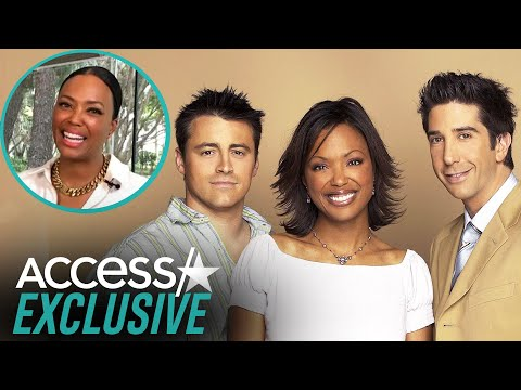 'Friends' Star Aisha Tyler Reveals If She'd Date Ross Or Joey In Real Life