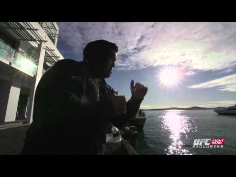 japan - As Mark Hunt prepares for his headlining fight against Roy Nelson at UFC Fight Night Japan, we follow him to his home in New Zealand where he trades the gym for some good old fashioned video...