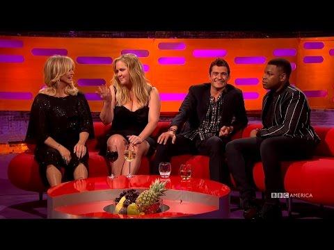John Boyega and Goldie Hawn Swap Awkward Date Stories | The Graham Norton Show