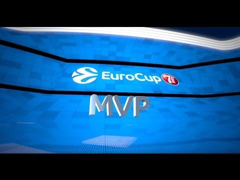 7DAYS EuroCup Round 5 MVP: Pierre Jackson, Cedevita Zagreb