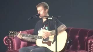 Download Lagu Justin Bieber - Fast car live in Antwerp Mp3