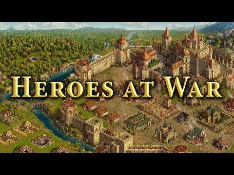 Heroes at War: Aufbau-Strategiespiel im Mittelalter