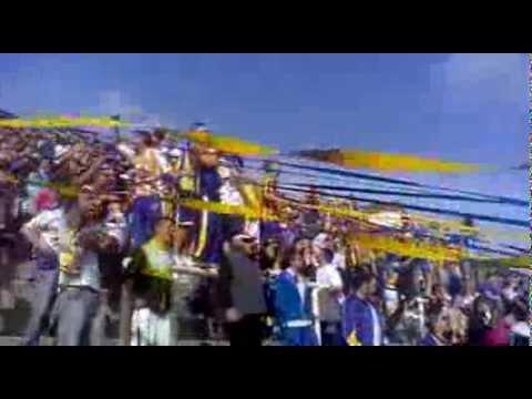 GOOOOOOL de atlanta vs estudiantes 2013 - La Banda de Villa Crespo - Atlanta