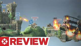 Worms WMD Review by IGN