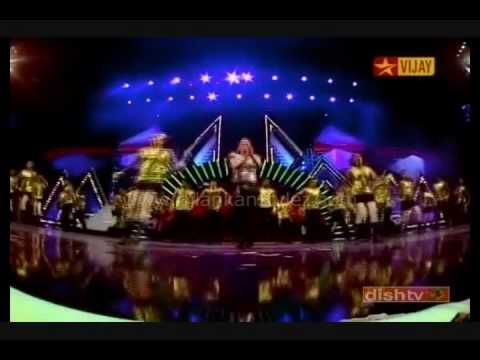 Mumaith Khan @ Vijay Awards 2010 ( Ft. Dj Lankan Stylez and Caprice Remix )