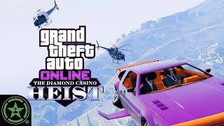 The Heist Starts NOW - The Diamond Casino Heist - GTA V by Let's Play