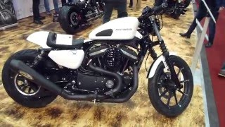 10. 2016 Harley-Davidson Iron 883 Custom ''Remus'' Exhaust 53 Hp * see also Playlist