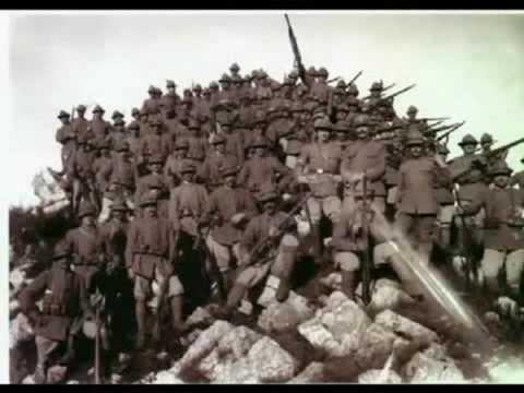 foto inedite della grande guerra