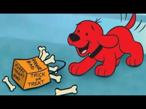 Clifford's Really Big Movie:  Clifford and the Halloween Parade | Clifford's Reading