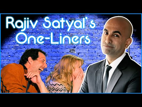 Rajiv Satyal's One-Liners (in HD)