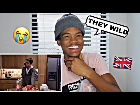 AMERICAN REACTS TO THE INBETWEENERS (UK SHOW) FOR THE FIRST TIME | Cash cardo