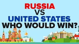 Roseburg (OR) United States  city photos gallery : Russia vs The United States - Who Would Win - Military Comparison