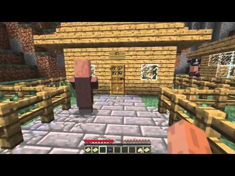 Minecraft прохождение карты LaGGeRFeeD and Mistik.