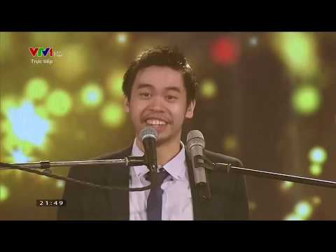 Vinh Khuat - Quá Lâu Live @ Gala Sao Mai - Loopstation And Full Band