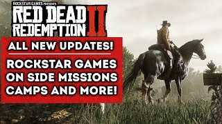 Red Dead Redemption 2 - NEW OFFICIAL DETAILS FROM ROCKSTAR!  Graphics, Systemic Gameplay and More!