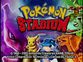 Pokémon Stadium Battle Red  vs. Red