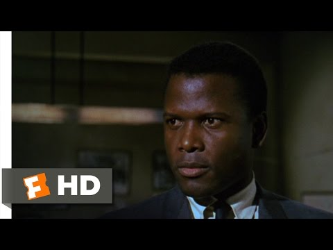 In The Heat Of The Night (4/10) Movie CLIP - They Call Me Mr. Tibbs (1967) HD