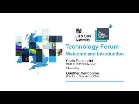 OGA OGTC Technology Forum - 1