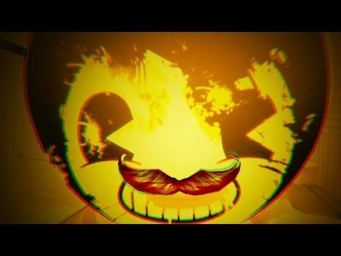 THE HELLO NEIGHBOR BENDY MOD!!! (видео)