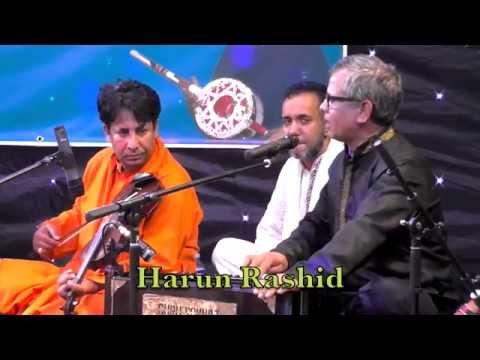 Harun Rashid:  Jhano Ni Pran Bondhu Eka Ghore.