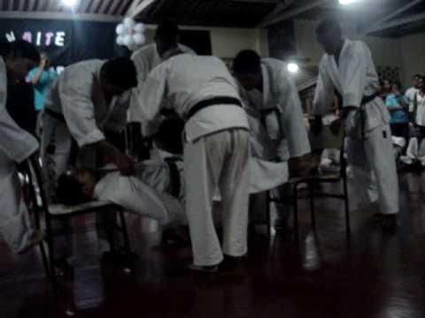 Karate - Aragarças - Goias