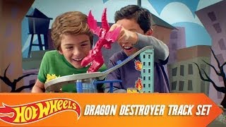 Dragon Destroyer Track Set Commercial