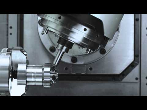 High-Precision, High-Efficiency Integrated Turn & Mill Centre - NTX 1000 (видео)