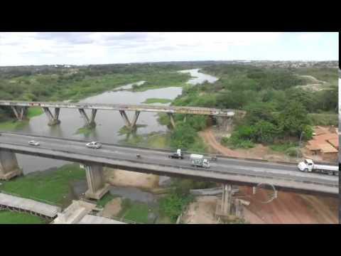 Obras da ponte Wall Ferraz na zona Sul está a todo vapor