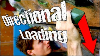 Rock Climbing Technique for Beginners : Directional Loading and Hold Quality ! by Mani the Monkey