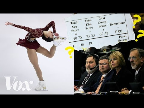 How figure skating scoring rewards risk over artistry (видео)