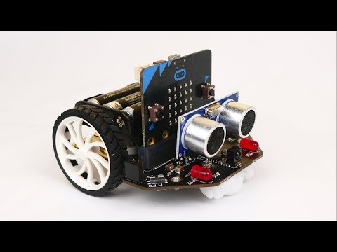 DIY Cheap Education Robot With 20USD