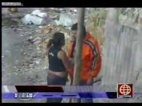 Mujer arroja a un precipicio a la amante de su marido