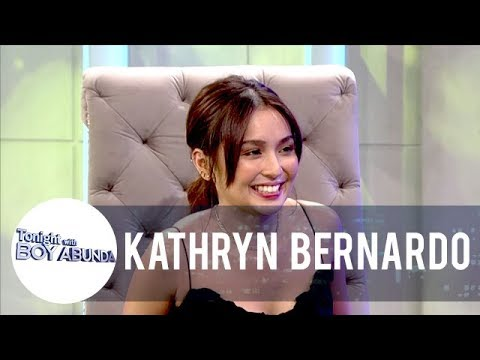 Kathryn picks Daniel Padilla's potential leading lady | TWBA