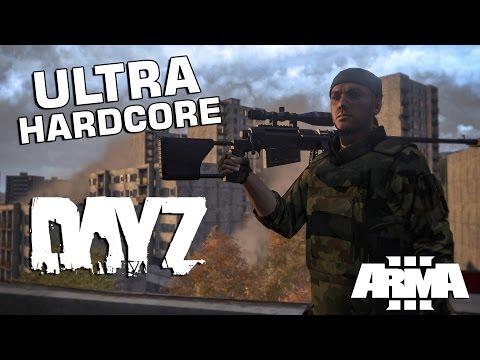 » ULTRA HARDCORE DAYZ! « - Arma 3 DayZ Edict, Neue Desolation Mod! - [2K] (видео)