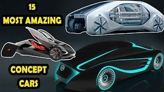 Video भविष्य की 15 सबसे नायाब कारें, देखकर उड़ जायेंगे आपके होश | Future Concept Cars MP3, 3GP, MP4, WEBM, AVI, FLV Juni 2019