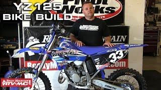 9. Yamaha YZ125 Bike Build