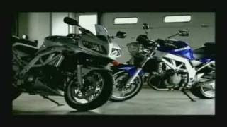 4. Superbike Suzuki SV1000 S Commercial