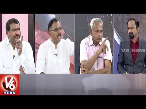 Special Debate On Mission Kakatiya Project