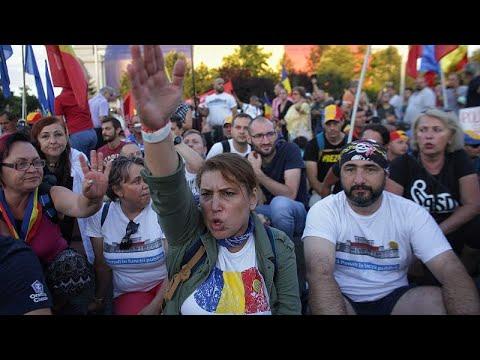 Νέες διαδηλώσεις κατά της κυβέρνησης