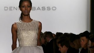 Dennis Basso Spring/Summer 2015 Full Show  New York, September 8, 2014  High Definition (HD)© Mercedes - Benz Fashion Week