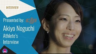 Athlete's Interview - Akiyo Noguchi by International Federation of Sport Climbing