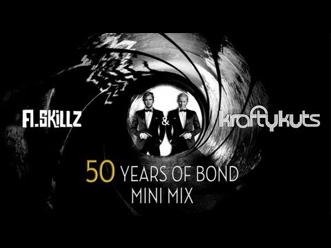 50 Years of James Bond Mini Mix